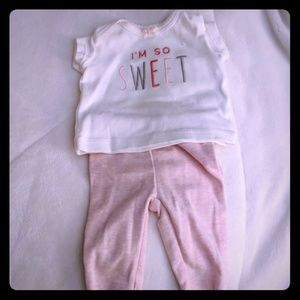 Premi adorable outfit never worn nwot